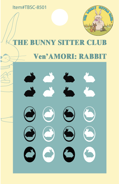 Rabbit Decal